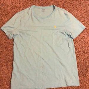Light Blue Ralph Lauren Polo T-Shirt